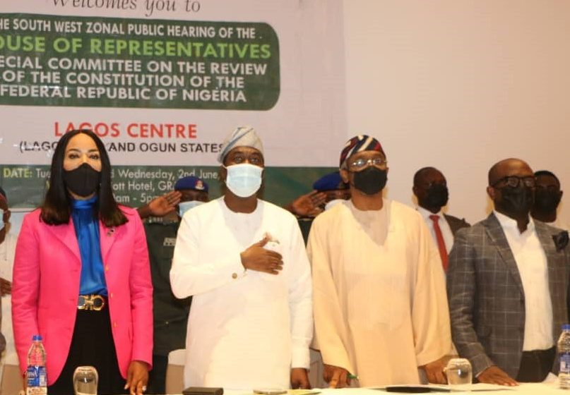 Sanwo-Olu Renews Call For Lagos' Special Status