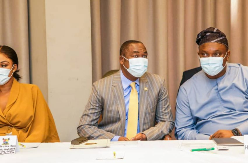 LAGOS HINGES DEVELOPMENT ON EFFECTIVE PHYSICAL PLANNING