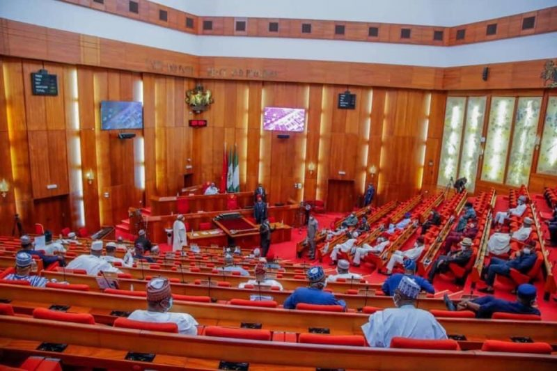 #TwitterBan: Senate silent as PDP Reps stage walk-out