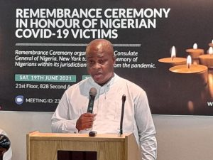 COVID-19: Nigeria's Consulate in New York Embarks On Vaccination Drive