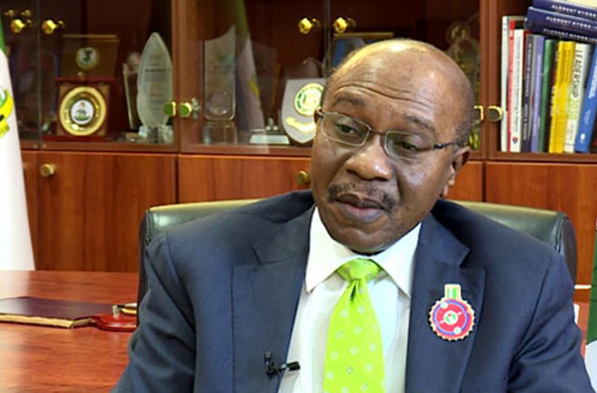 Emefiele Guarantees Manufacturers Steady Supply of Forex