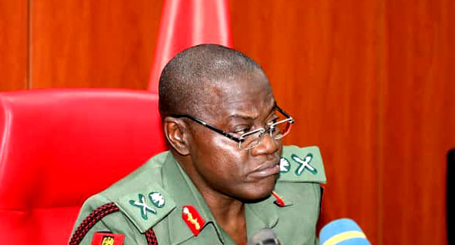 Military Denies Enforcing Mass Compulsory Retirement Of Officers