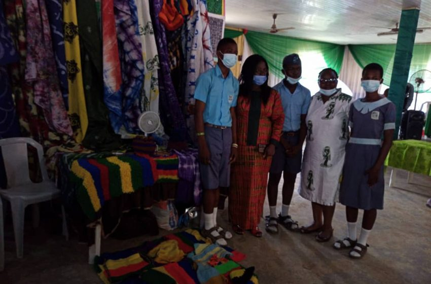 LASG EDUCATION DISTRICT I HOLDS ANNUAL ART EXHIBITION