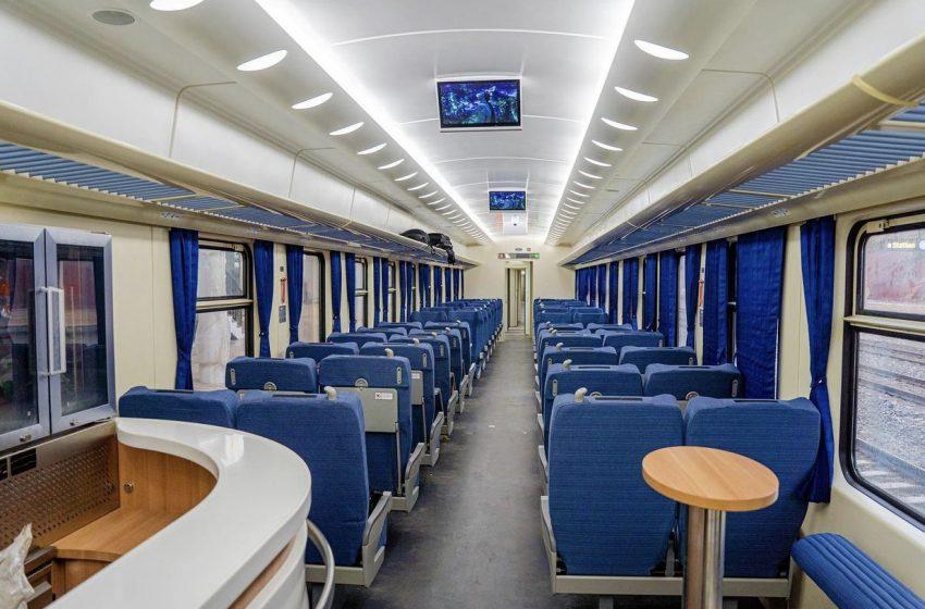 Buhari inaugurates Railway.