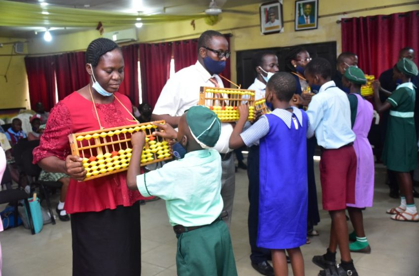 LASG PARTNERS MATHEMATICS CENTRE TO IMPROVE TEACHING, LEARNING IN SCHOOLS
