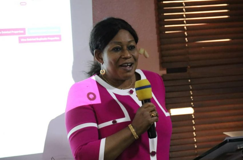 LASG ORGANISES WORKSHOP FOR FIELD OFFICERS, CONSULTANTS ON NEW LAND USE MOBILE APP