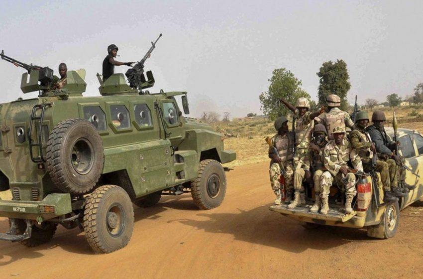 12 Terrorists killed As Troops Repel Attack On Borno Base