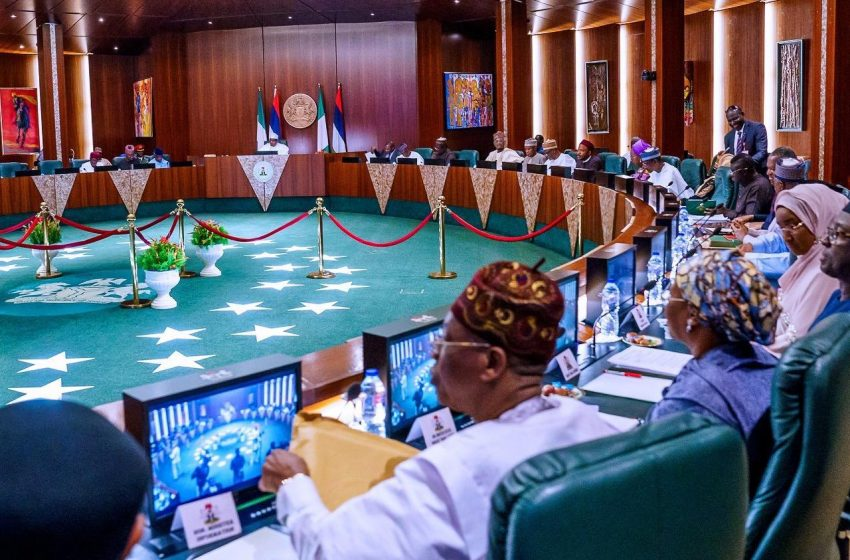 FEC Approves 895.84 Billion Naira Supplementary Budget For Covid-19, Military