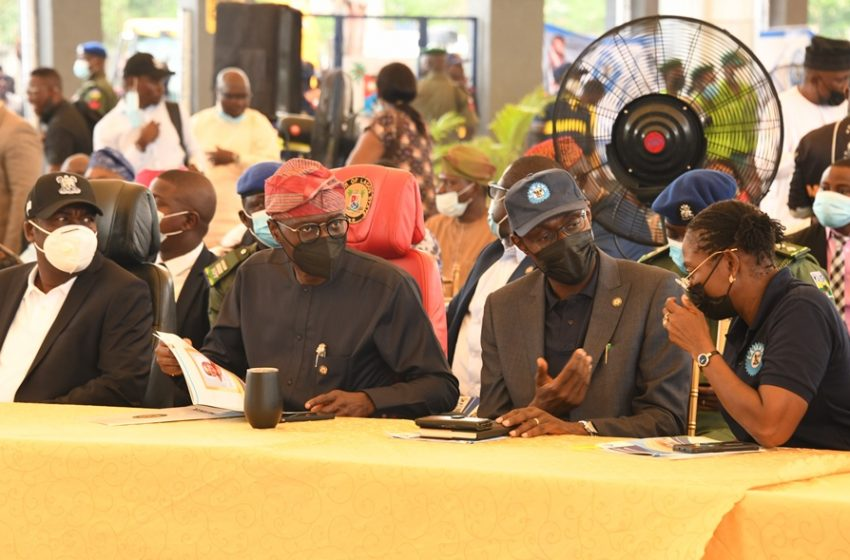 Sanwo-Olu Delivers Yaba Bus Terminal To Boost Public Transportation Services