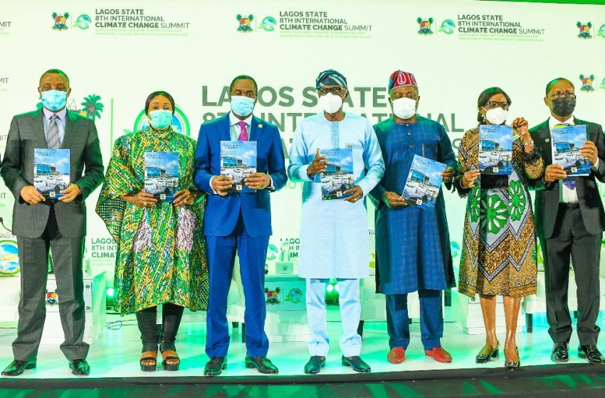 SANWO-OLU LAUNCHES FIVE-YEAR CLIMATE ACTION PLAN FOR LAGOS, TARGETS REDUCED CARBON EMISSION IN KEY SECTORS
