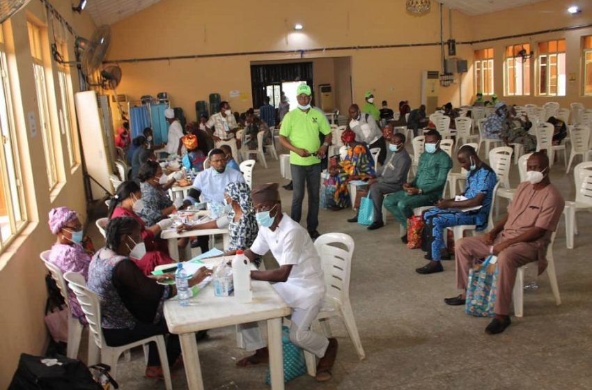 Lagos Screens Intending Christian Pilgrims To Jordan