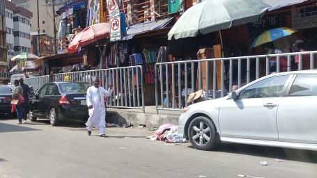 LAGOS CBD WARNS VANDALS WITHIN ISLAND BUSINESS DISTRICT AGAINST VANDALISM