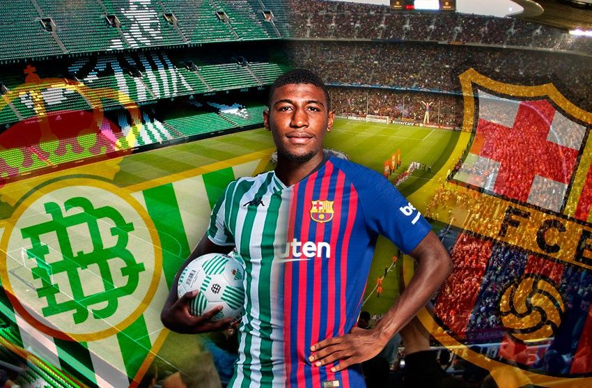 Brazilian defender Emerson returns to Barcelona