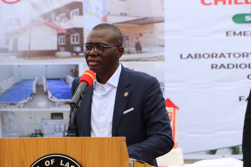 SANWO-OLU RAISES ALARM OVER NEW WAVE OF COVID-19 INFECTION, REACTIVATES RESTRICTIONS