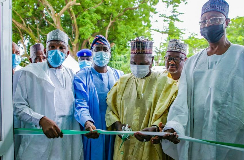 SANWO-OLU COMMENDS AREWA HOUSE FOR RELEVANCE IN DOCUMENTATION, RESEARCH