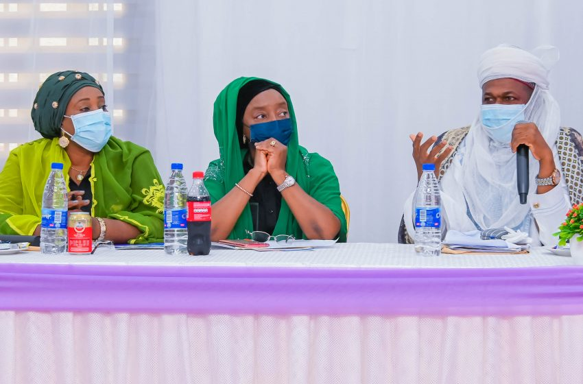 INSECURITY: SANWO-OLU'S WIFE ADVOCATES COMMUNITY-BASED INCULCATION OF VALUES IN CHILDREN, YOUTHS