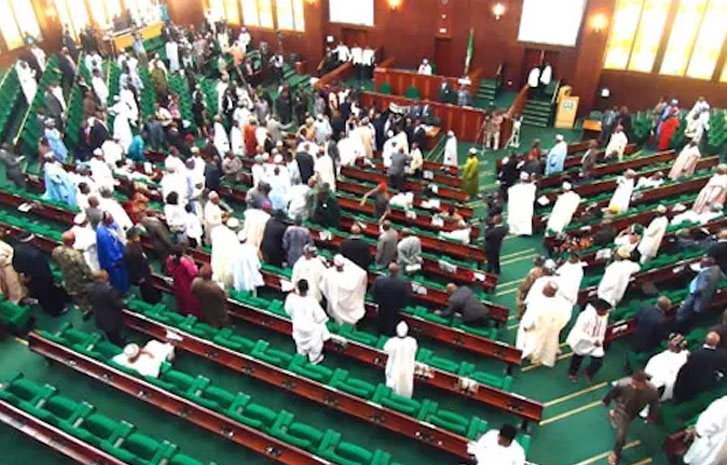 REPS APPROVE BILL TO CREATE STATE POLICE, SECURITY OUTFITS
