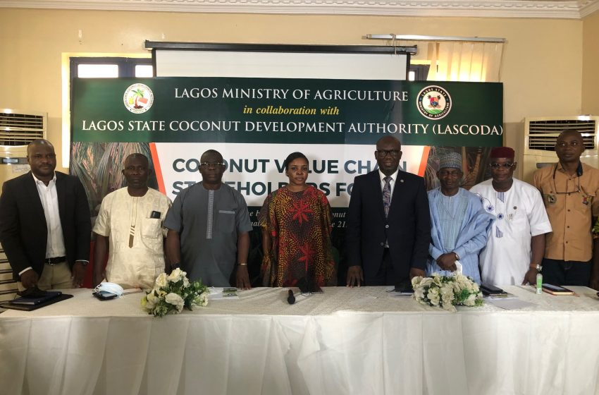 COCONUT: STAKEHOLDERS TASK RESEARCH INSTITUTES TO DEVELOP IMPROVED VARIETIES