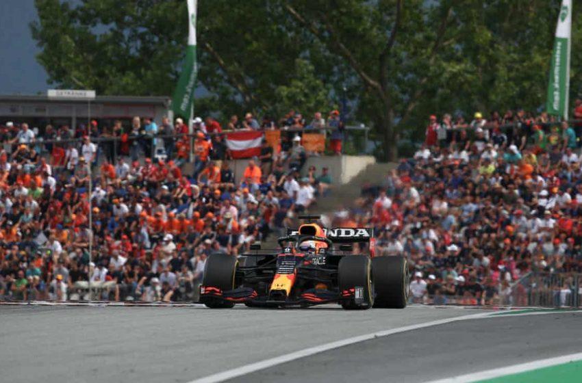 Max Verstappen strolls to Austrian F1 GP win with Lewis Hamilton fourth