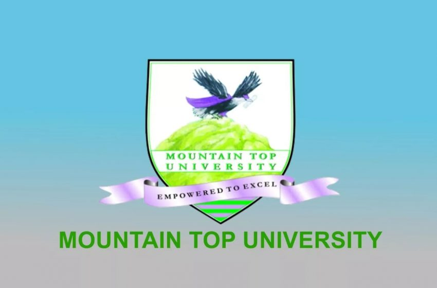 LASG, MOUNTAIN TOP UNIVERSITY TO COLLABORATE ON DEVELOPMENT OF AGRICULTURE VALUE CHAINS