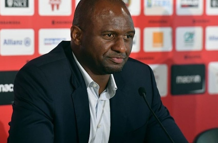 Crystal Palace appoint Vieira as new manager