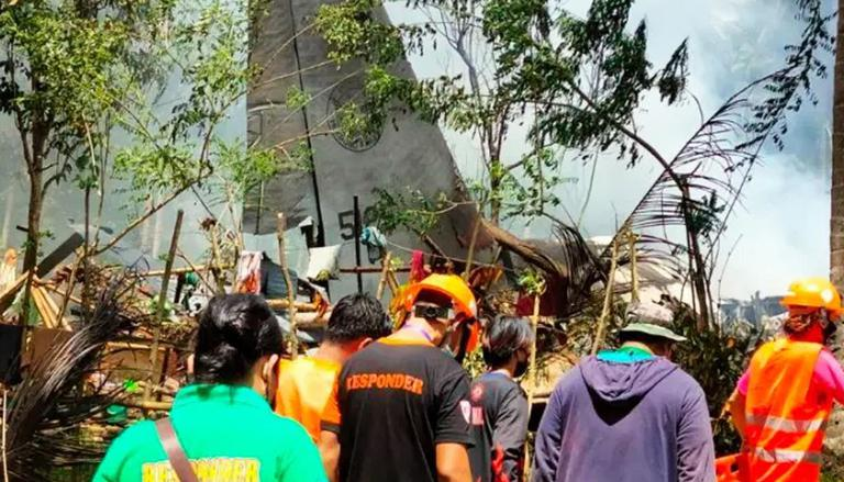 Death toll from military plane crash in Philippines rises to 50