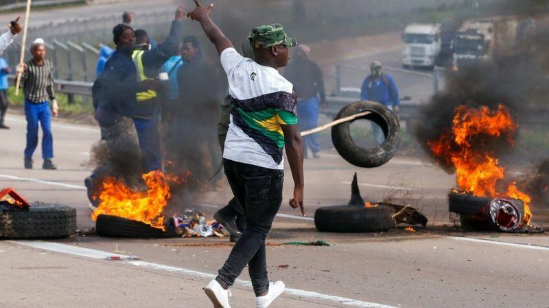 Protests in S/Africa: Consul General Urges Nigerians To Remain Calm, Cautious