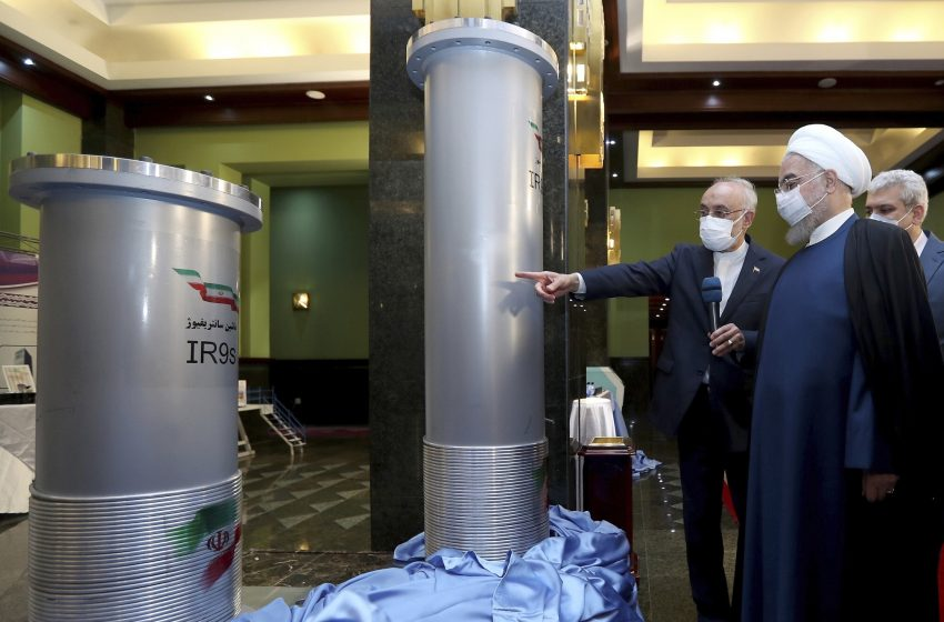 US, EUROPEANS WARN NUCLEAR TALKS IN DANGER AS IRAN PLANS ENRICHMENT BOOST