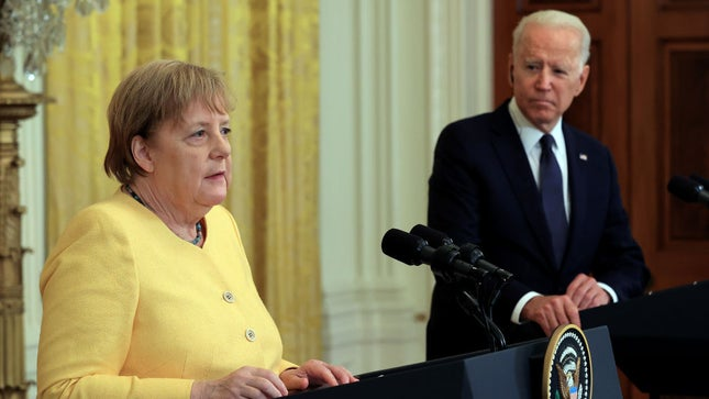 US, Germany reach deal on Controversial Russian gas Pipeline