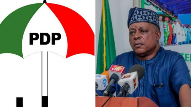 Secondus Attacks Wike as Rivers court suspends PDP Chair.