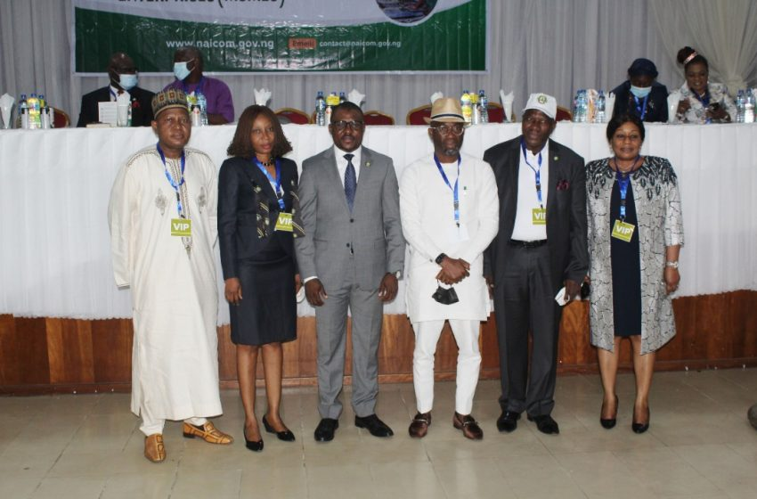 SANWO-OLU CHARGES INSURANCE PROFESSIONALS ON FRIENDLY POLICIES FOR MSMEs