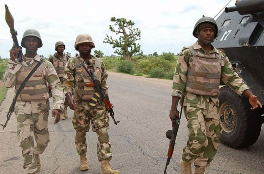 Troops Foil Terrorists' Attack On Yobe Town, Capture Equipment