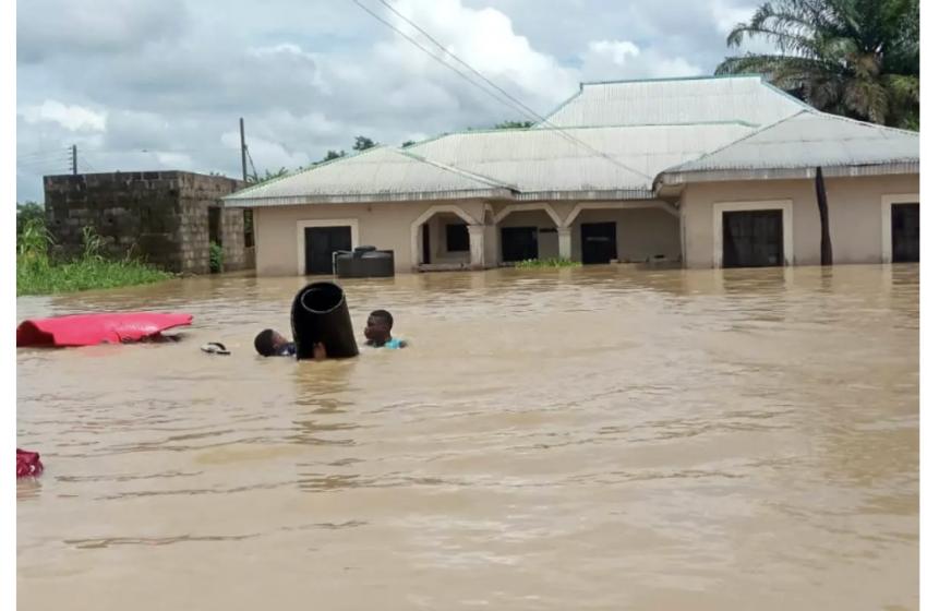Flood Kills 3, Destroys 2,062 Houses, 6,000 Farmlands In Bauchi