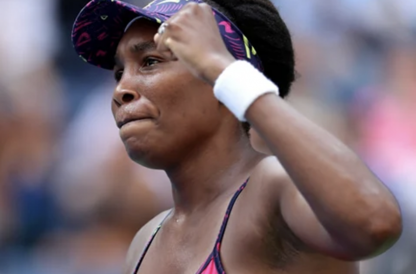 Venus Williams Out Of Chicago Women's Open