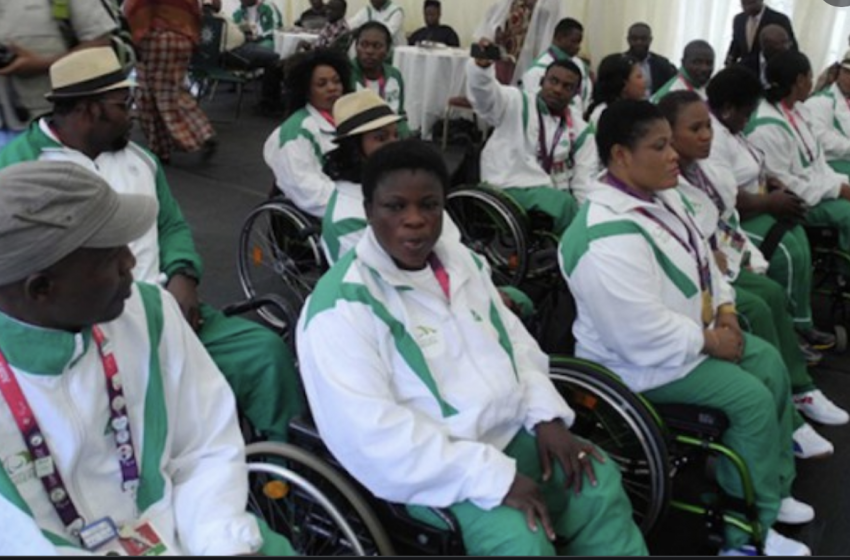 Team Nigeria Set For Another Medal Haul As Paralympics Begins