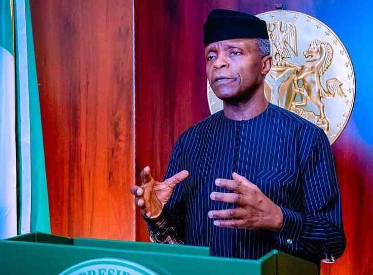 AfDB To Support Tech-Based MSMEs With $500m – Osinbajo