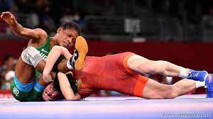 Olympics: Nigeria lose again in women's wrestling as Ukraine's Livach beat Idris