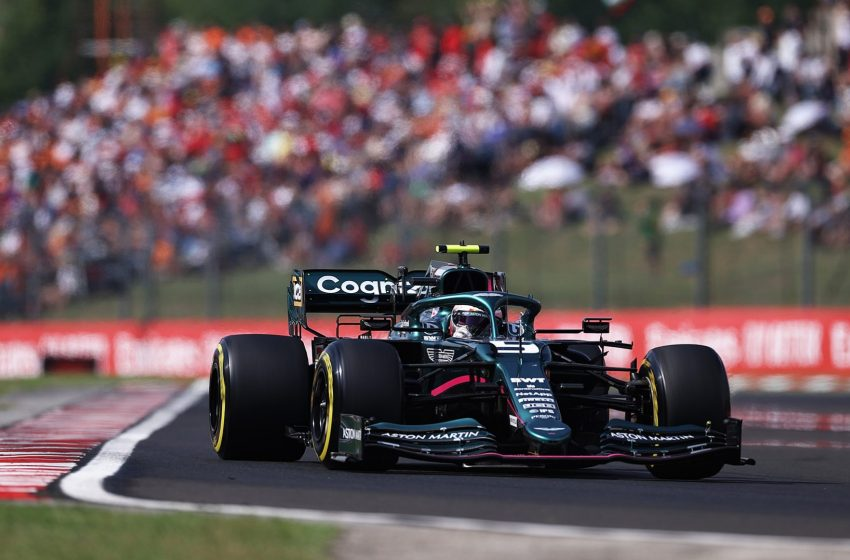 Aston Martin withdraw appeal against Vettel's Hungarian GP disqualification