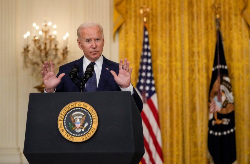 Biden Delays Meeting With Israeli PM Amid Kabul blasts