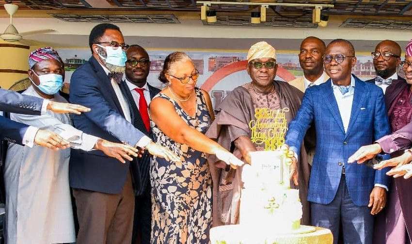 NIGERIA @ 61: SUMMON COURAGE, POLITICAL WILL TO FACE OUR PROBLEMS HEAD-ON – SANWO-OLU URGES NIGERIANS