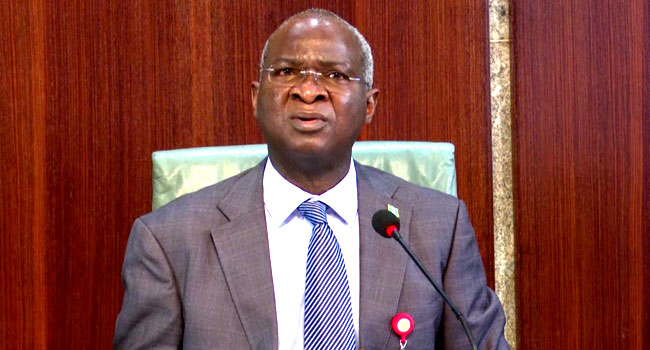 THE FEDERAL MINISTRY OF WORKS BEGINS PREPARATORY ASSESSMENT AHEAD OF REHABILITATION