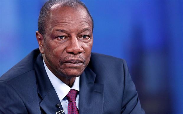 UN chief Condemns Guinea coup d'état.