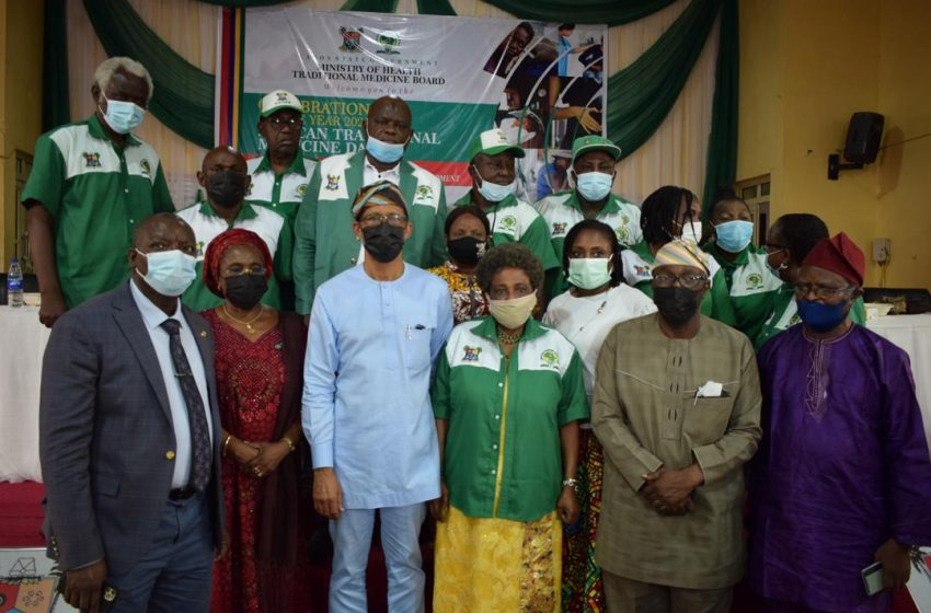 Traditional Medicine Practitioners Celebrates Y2021 African Traditional Medicine Day
