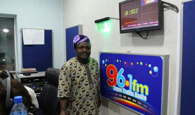"Lagos Traffic Radio Emerges Y2021 ""Innovative Traffic Radio Station""."