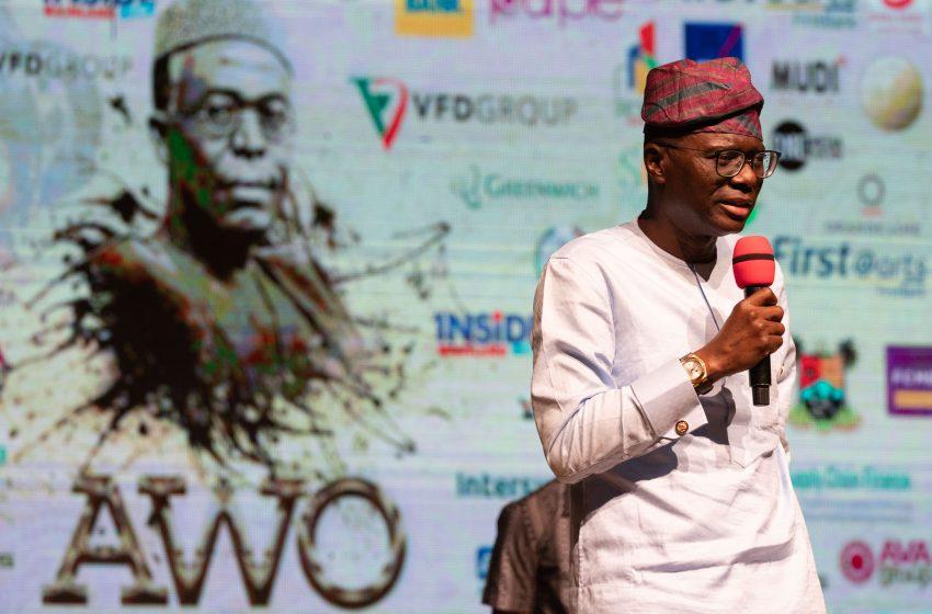 AWOLOWO'S PROPHECIES PROSPERING IBEJU-LEKKI, SAYS SANWO-OLU