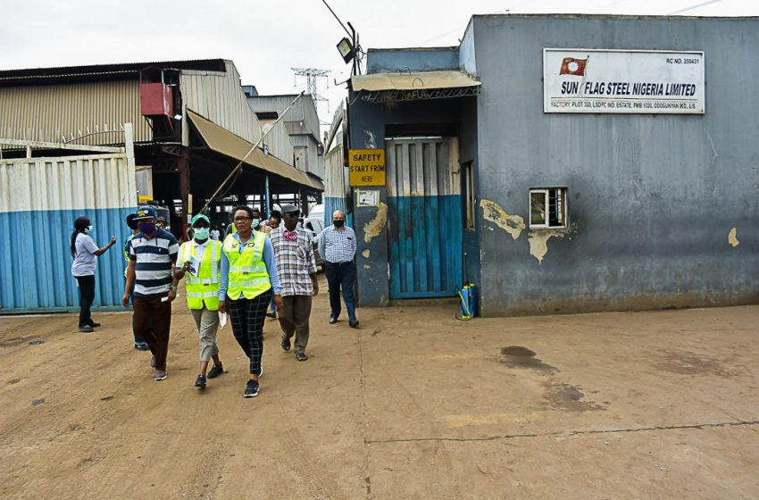 LASEPA GOES TOUGH ON IRON, STEEL MANUFACTURERS