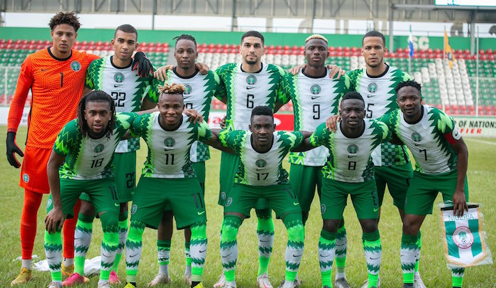 Tickets For The 2022 World Cup Qualifier Between Nigeria And Liberia Will Not Be Sold To The Public