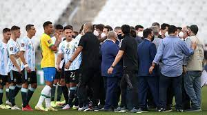 FIFA probes Brazil, Argentina over suspended match