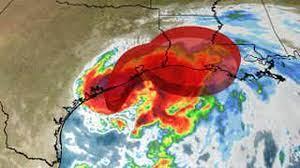 Tropical Storm Nicholas Brings Heavy Rain to Texas