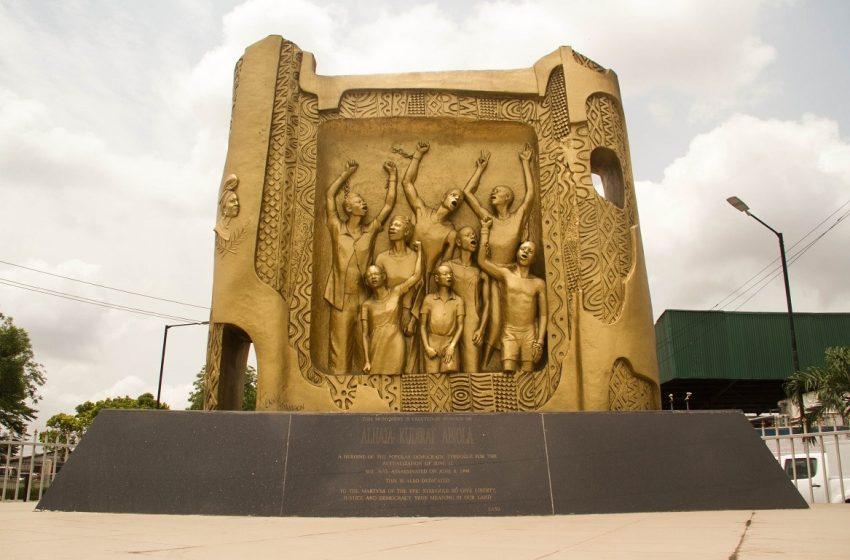 LASG Set To Restore Kudirat Abiola Memorial Cenotaph